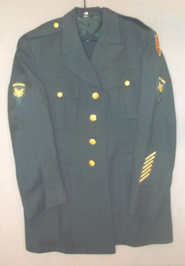 US Army Class A Tunic
