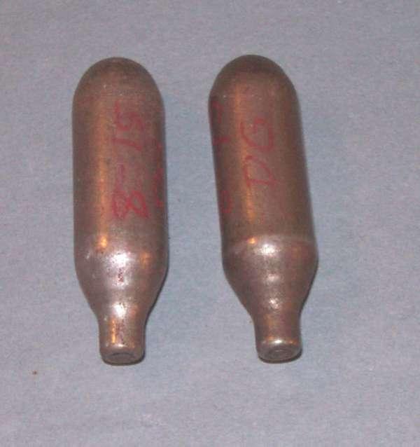 Life Vest C02 Cylinders