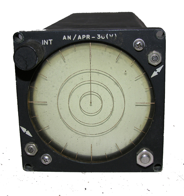 Aircraft Indicator Instrument AN/APR-30(V)