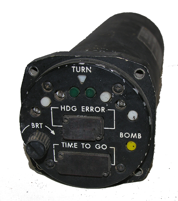 Aircraft Pilot Data Indicator Instrument
