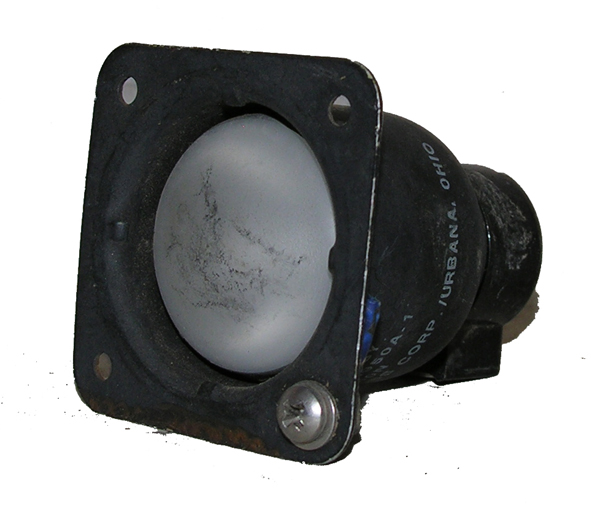 Aircraft Cockpit Light