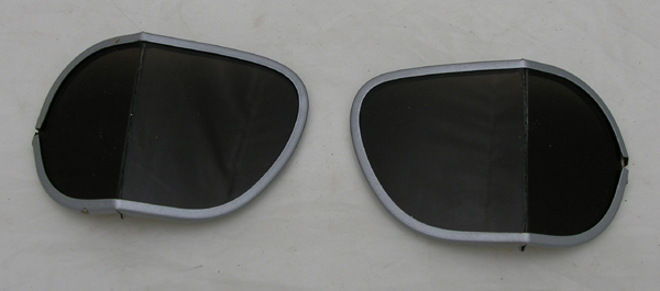 Spare Lenses for British Mark VIII Goggles