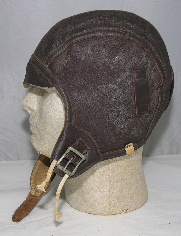 US Navy NAF-1092W Shearling Lined Flight Helmet