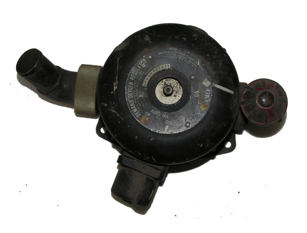 A-12 Demand Oxygen Regulator