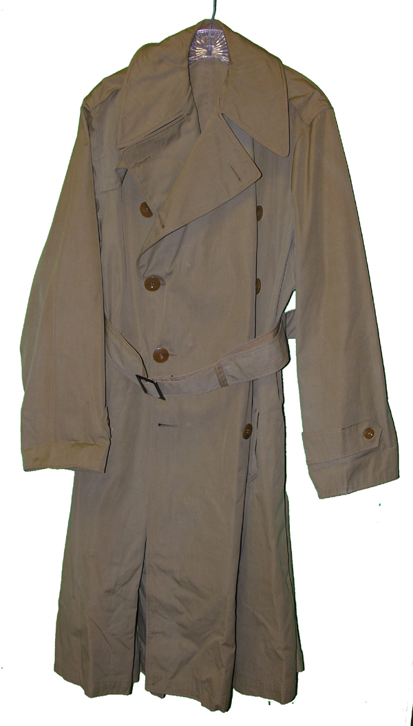 US Officers Overcoat size 37