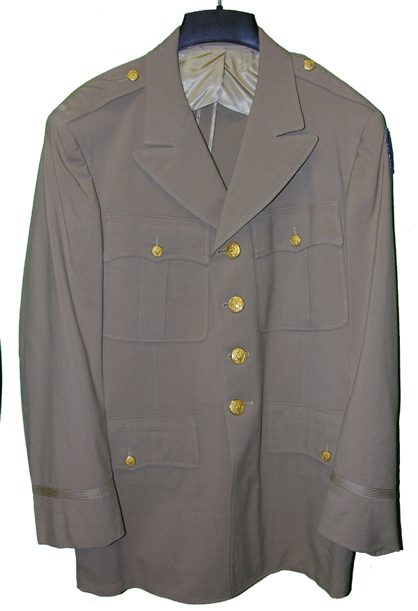 USAAF Officers Khaki Tunic with AAF patch