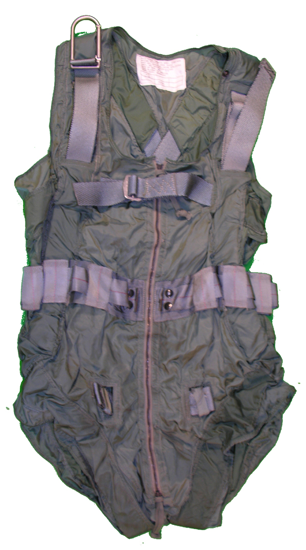 Early US Navy MA-2 Torso Harness