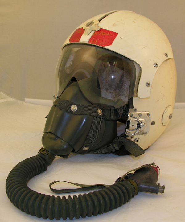 USMC APH-6 Flight Helmet with MS22001 Oxygen Mask