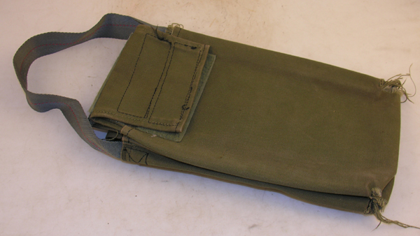 USAF or US Navy Pilots Carry Bag for Checklist and Kneeboard