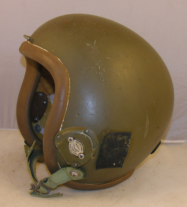 HGU-16A/P Flight Helmet painted Green