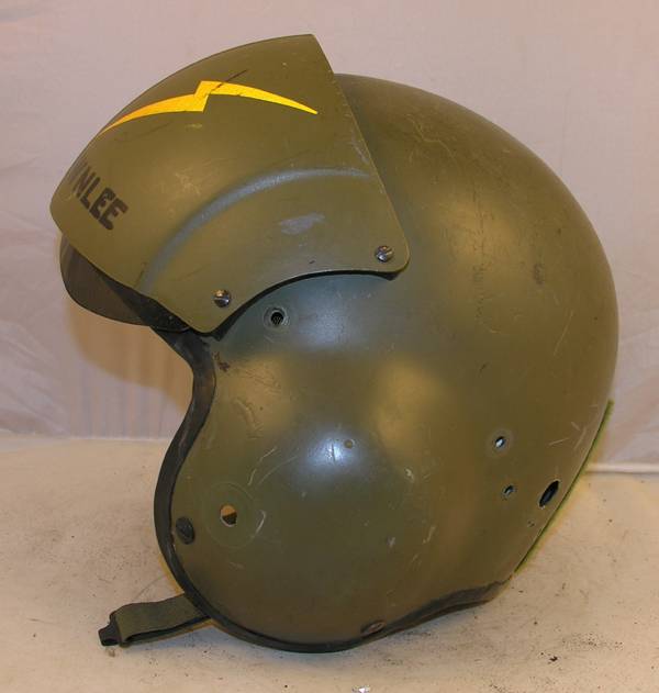 US Army SPH-4 Helicopter Helmet with name