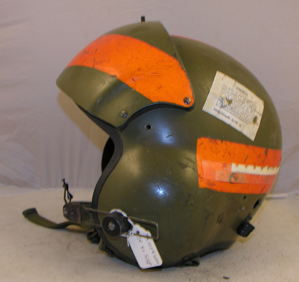 US Army SPH-4 Helicopter Helmet with reflective tape