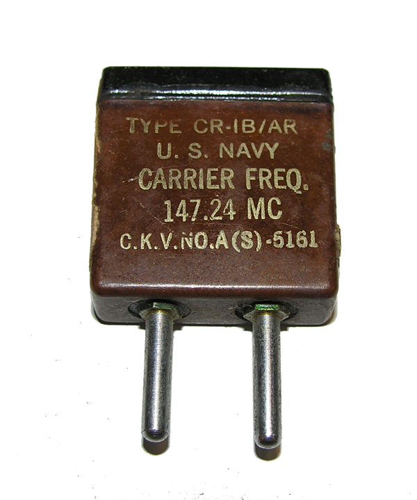 US Navy Frequency Adapter?