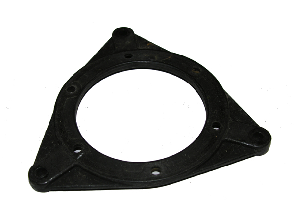 Oxygen Regulator Mounting Plate Assembly