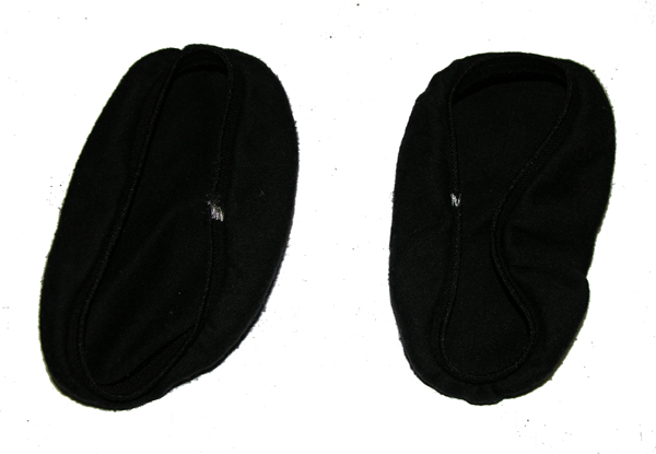 P-Helmet and APH-5 Helmet Earcup Cloth Cover