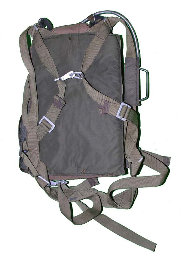 USN Back Parachute