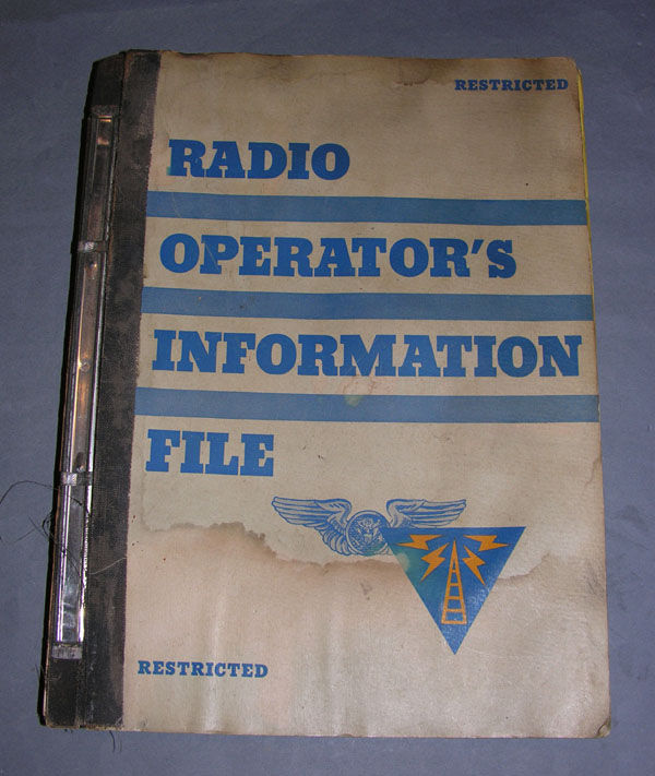 USAAF Radio Operators Information File