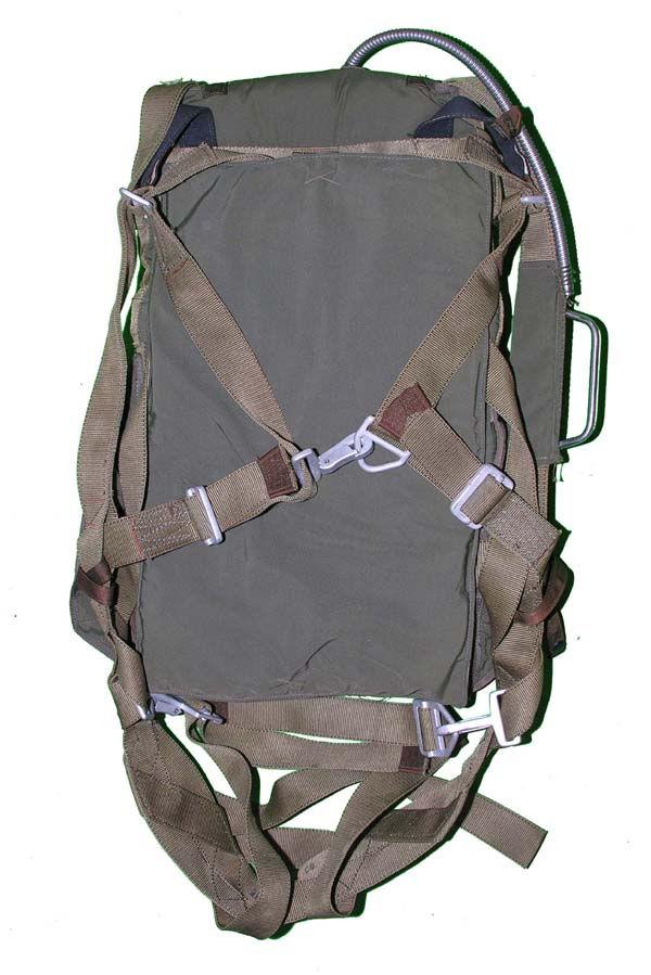 USAF Back Parachute