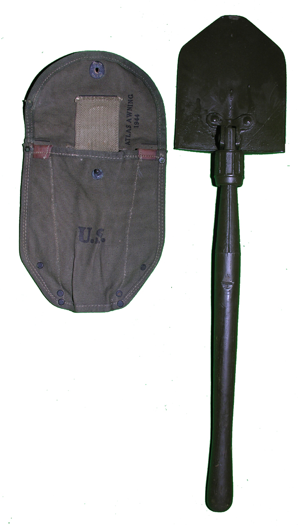 GI Folding Shovel