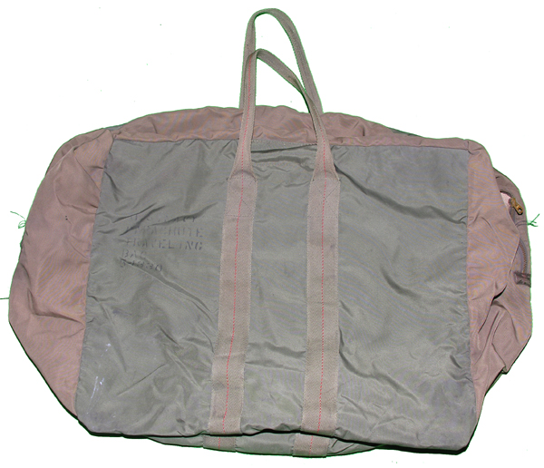 USN Nylon Parachute Kit Bag