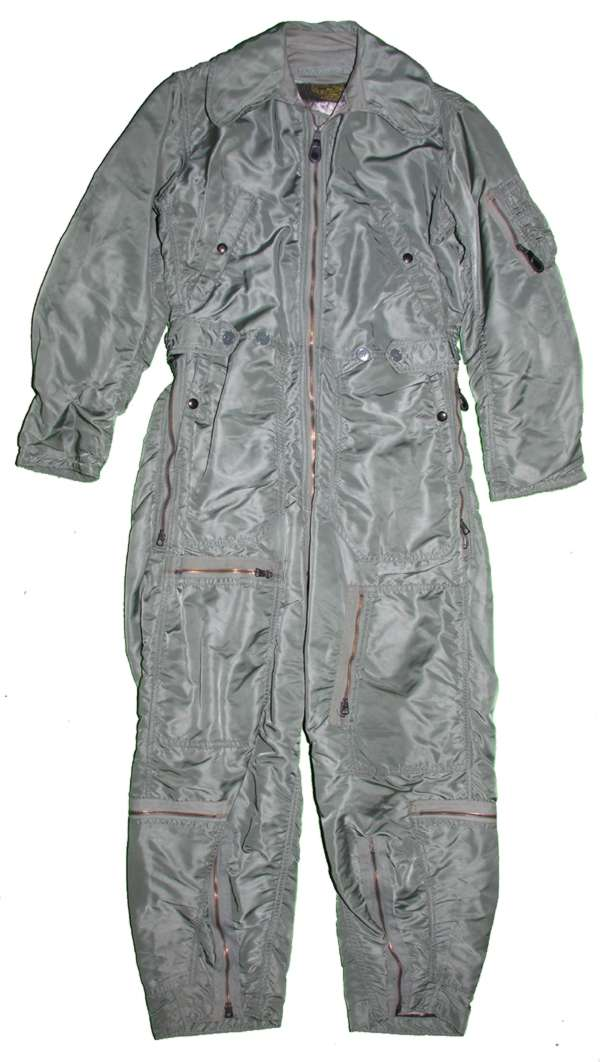 USAF CWU-1/P Insulated Flying Suit