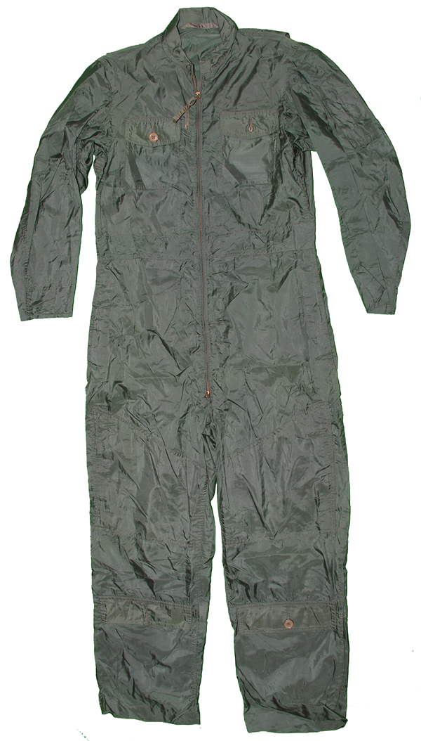 USN Nylon Flight Suit size 38M