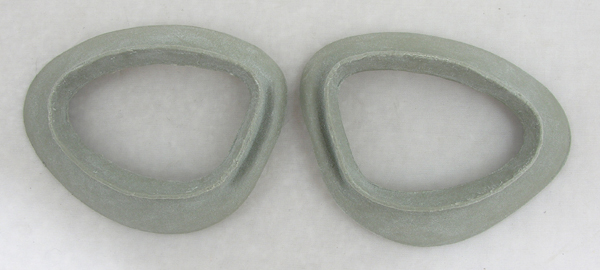 Reproduction Goggle Cushions for AN-6530 & B-7 Goggles