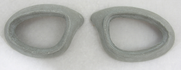 Reproduction Goggle Cushions for Sky Lookout Goggles