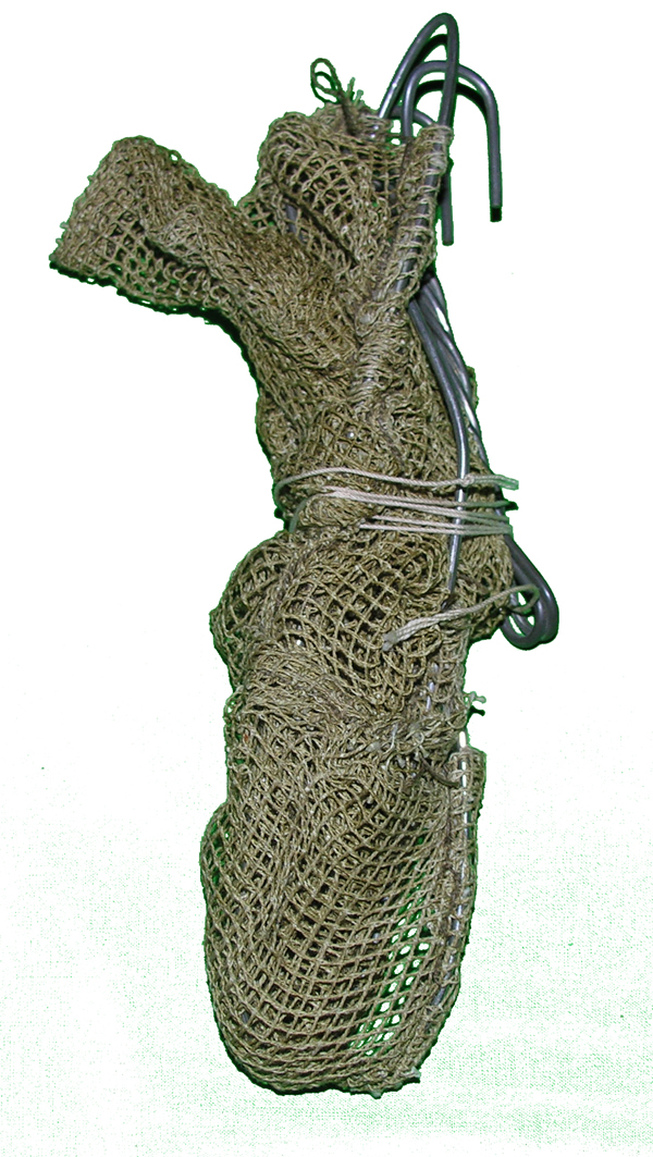 USAAF Survival Fishing Kit Fish Net