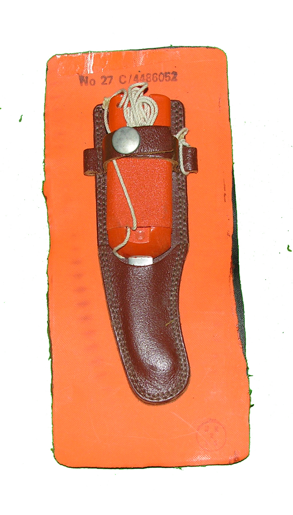Life Raft Knife