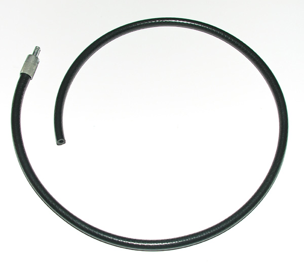 H-2 Bailout Bottle Hose with fitting