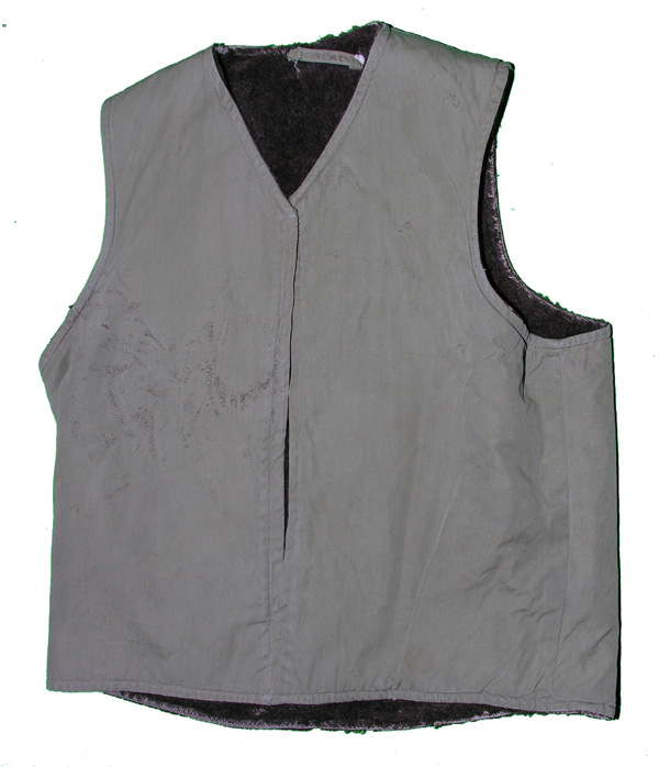 USAAF Cloth Flight Vest