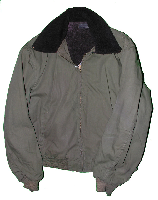 B-15 Army Air Force Style Flight Jacket