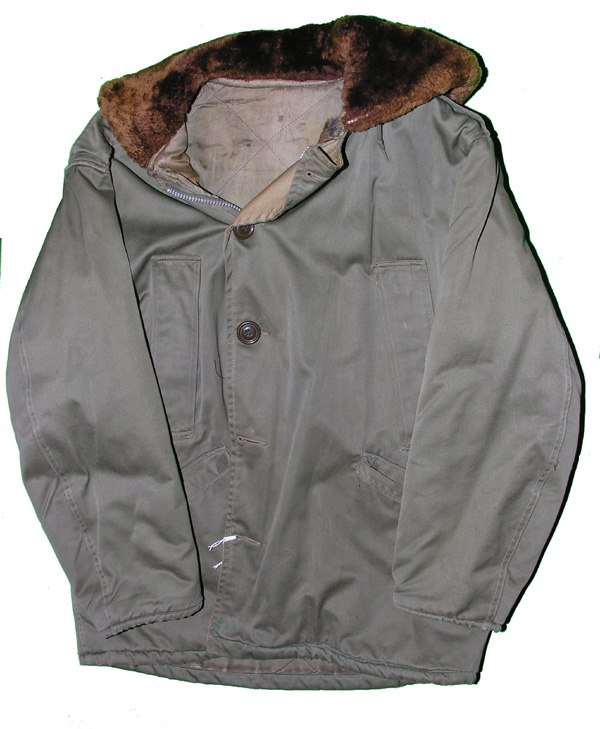 B-9 Army Air Force Style Parka