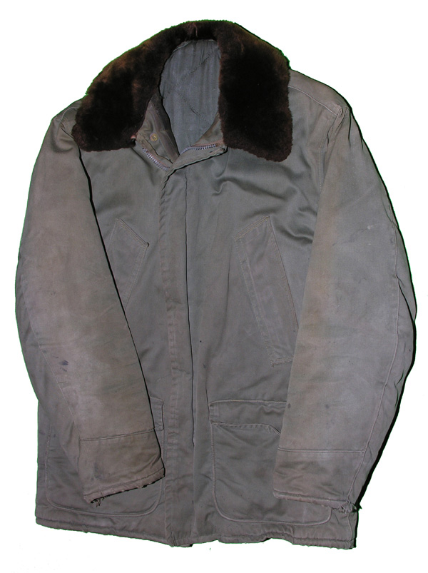 B-9 Army Air Force Style Parka without Hood