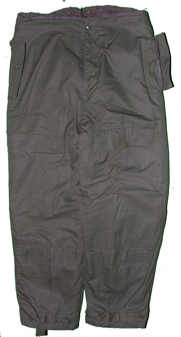 USAAF A-10 Flight Trousers