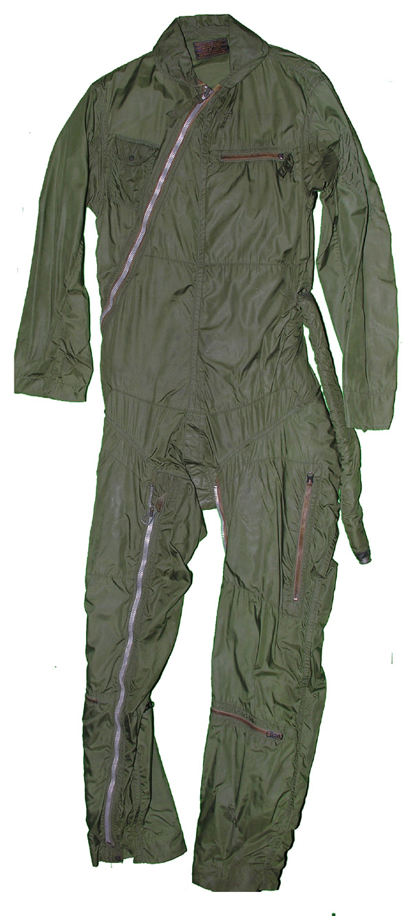 US Navy Type Z-2 Anti-G Suit