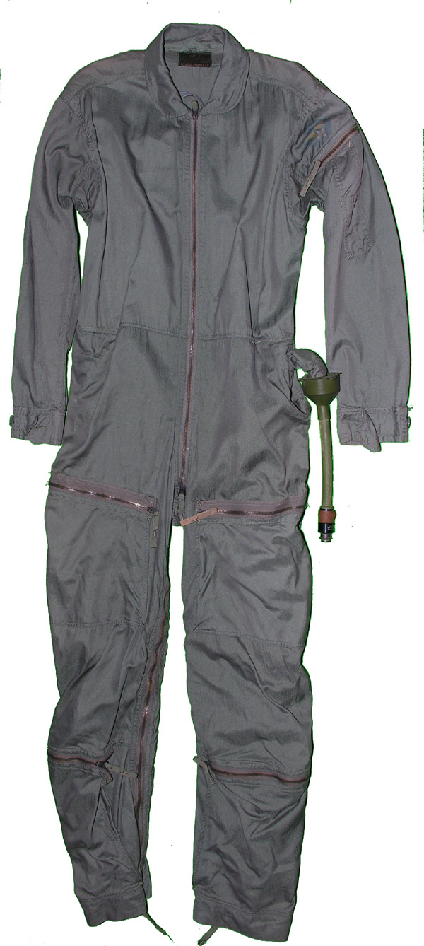 RARE USAF MB-2 Anti-G Suit