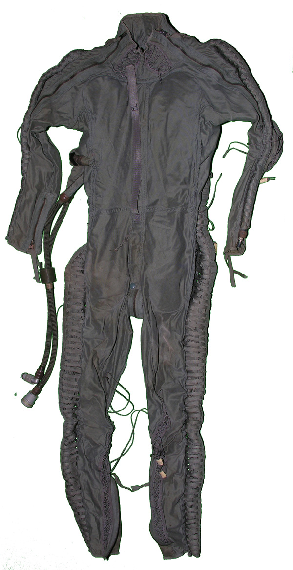 USAF MC-1 Partial Pressure Suit