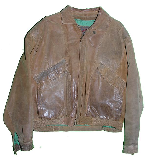 Civillian Leather Jacket