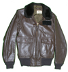 US Navy G-1 Leather Flight Jacket