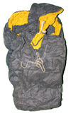 RARE US Navy M-592 Survival Back Pad Kit Poncho