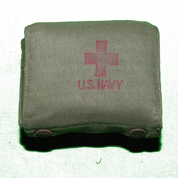 US Navy Aviator Individual First Aid Kit