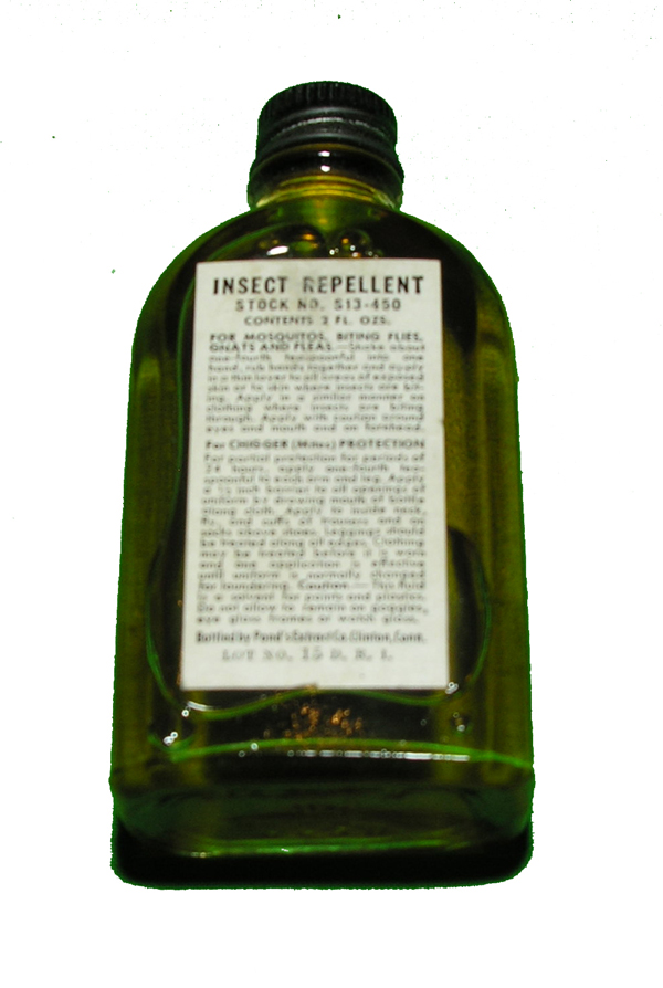 USAAF Survival Kit Insect Repellant