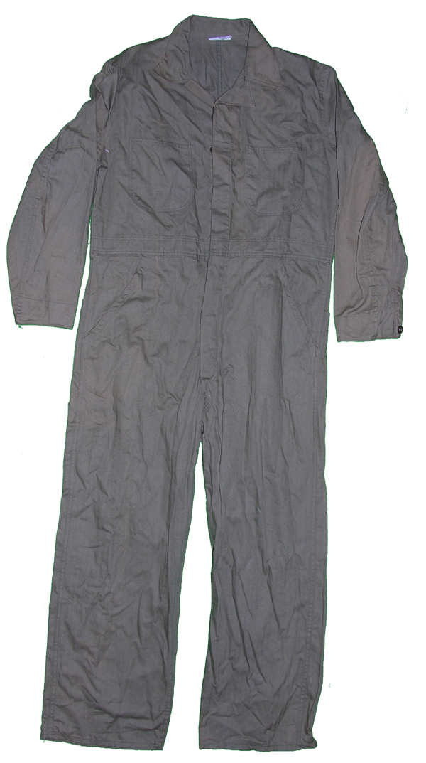 Early USAAF HBT Coveralls