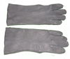 USAF Gray Leather B-3A Flight Gloves