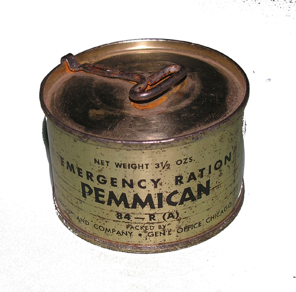 USAAF / USN Pemmican Emergency Ration