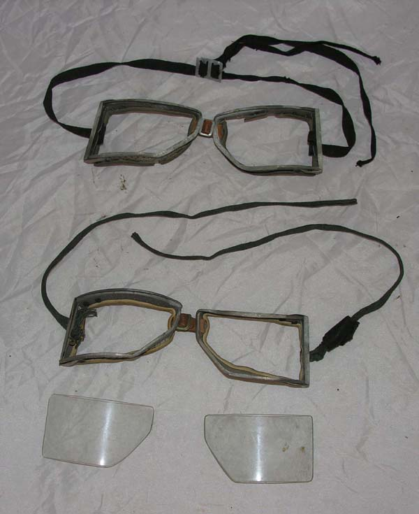 Foreign Aviator Goggles