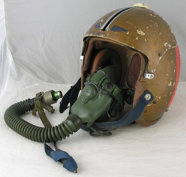 US Navy APH-5 Jet Pilots Helmet