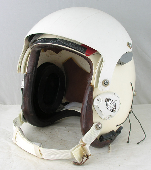 USAF HGU-26/P Flight Helmet named to original owner